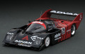 ignition model(イグニッションモデル) 1/43 ADVAN alpha Porsche 962C (#25) 1989 JSPC ★生産予定数:160pcs