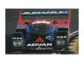 [予約]ignition model(イグニッションモデル) 1/43 ADVAN alpha Porsche 962C (#25) 1989 JSPC ★生産予定数:160pcs