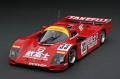 ignition model(イグニッションモデル) 1/18 TAKEFUJI Porsche 962C (#33) 1989 Le Mans ★生産予定数:140pcs