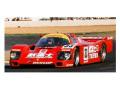 [予約]ignition model(イグニッションモデル) 1/18 TAKEFUJI Porsche 962C (#33) 1989 Le Mans ★生産予定数:140pcs