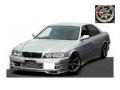 ignition model(イグニッションモデル) 1/43 トヨタ Chaser Tourer V (JZX100) シルバー ★生産予定数:120pcs ※R34-Wheel