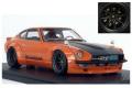 ignition model(イグニッションモデル) 1/43 PAMDEM S30 Z オレンジ★生産予定数:120pcs