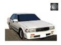 ignition model(イグニッションモデル) 1/43 日産 セドリック (Y31) Gran Turismo SV ピュアホワイト ★生産予定数:100pcs