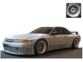 ignition model(イグニッションモデル) 1/18 PANDEM GT-R(R32) Matte グレー ★生産予定数:140pcs