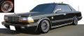 ignition model(イグニッションモデル) 1/43 日産 グロリア (Y30) 4Door Hardtop Brougham VIP ブラック ★生産予定数:120pcs