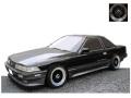 ignition model(イグニッションモデル) 1/43 トヨタ ソアラ(Z20) 2.0GT-TWIN TURBO L ブラック/シルバー ★生産予定数:120pcs