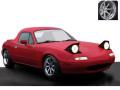 ignition model(イグニッションモデル) 1/18 ユーノスロードスター (NA) レッド ★生産予定数:120pcs
