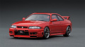ignition model(イグニッションモデル) 1/43 日産 スカイライン GT-R (R33) V-spec レッド ★生産予定数:140pcs