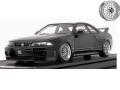 ignition model(イグニッションモデル) 1/43 日産 スカイライン GT-R (R33) V-spec ブラック ★生産予定数:140pcs
