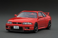 【ポイント交換品17,000pt】ignition model(イグニッションモデル) 1/43 日産 スカイラン GT-R (R33) Matsuda Street Wine Red Shizuoka HobbyShow ver.