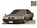 [予約]ignition model(イグニッションモデル) 1/43 トヨタ ソアラ 2800GT Limited (Z10) ゴールド/ブラウン ★生産予定数:100pcs