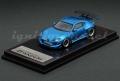 【ポイント交換品 6,000pt】ignition model(イグニッションモデル) 1/64 PANDEM TOYOTA 86 V3 Blue Metaric