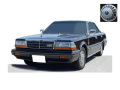 ignition model(イグニッションモデル) 1/43 日産 グロリア (Y30) 4Door Hardtop Brougham VIP ブラック ※Normal-Wheel ★生産予定数:100pcs