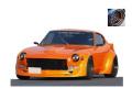 [予約]ignition model(イグニッションモデル) 1/43 日産 フェアレディZ(S30) STAR ROAD オレンジ ★生産予定数:100pcs