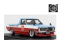 [予約]ignition model(イグニッションモデル) 1/18 日産 サニー Truck Long (B121) ブルー/ホワイト/レッド ★生産予定数:200pcs