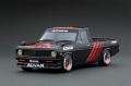 ignition model(イグニッションモデル) 1/18 日産 サニー Truck Long (B121) ブラック ※AD-Wheel ★生産予定数:100pcs