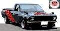 [予約]ignition model(イグニッションモデル) 1/18 日産 サニー Truck Long (B121) ブラック ※AD-Wheel ★生産予定数:100pcs