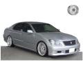 [予約]ignition model(イグニッションモデル) 1/18 トヨタ クラウン (GRS180) 3.5 Athlete シルバー ★生産予定数:100pcs ※BB-Wheel