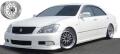 [予約]ignition model(イグニッションモデル) 1/43 トヨタ クラウン (GRS180) 3.5 Athlete パール ホワイト ※BB-Wheel ★生産予定数:120pcs