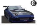ignition model(イグニッションモデル) 1/18 マツダ RX-7 (FC3S) RE アメミヤブルー ★生産予定数:140pcs