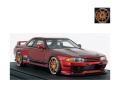 ignition model(イグニッションモデル) 1/18 TOP SECRET GT-R (VR32) レッドメタリック ★生産予定数:120pcs