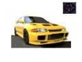 [予約]ignition model(イグニッションモデル) 1/18 三菱 ランサー Evolution III GSR (CE9A) イエロー ★生産予定数:140pcs