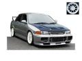 [予約]ignition model(イグニッションモデル) 1/18 三菱 ランサー Evolution III GSR (CE9A) シルバー ★生産予定数:100pcs