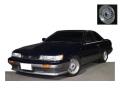 ignition model(イグニッションモデル) 1/18 日産 レパード (F31) Ultima V30TWINCAM TURBO ブラック/シルバー ★生産予定数:100pcs