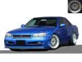 ignition model(イグニッションモデル) 1/18 日産 スカイライン 25GT Turbo (ER34) ブルーメタリック ★生産予定数:160pcs