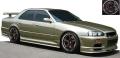 [予約]ignition model(イグニッションモデル) 1/18 日産 スカイライン 25GT Turbo (ER34) ミレニアムジェイド ★生産予定数:120pcs