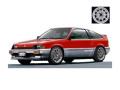 [予約]ignition model(イグニッションモデル) 1/18 ホンダ バラードスポーツ CR-X Si (E-AS) レッド/シルバー ★生産予定数:100pcs