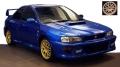 [予約]ignition model(イグニッションモデル) 1/18 スバル インプレッサ 22B-STi Version (GC8改) ブルー ※Normal ★生産予定数:160pcs