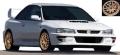 [予約]ignition model(イグニッションモデル) 1/18 スバル インプレッサ 22B-STi Version (GC8改) ホワイト ※Normal ★生産予定数:100pcs