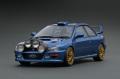 ignition model(イグニッションモデル) 1/18 スバル インプレッサ 22B-STi Version (GC8改) ブルー LightPods Ver ★生産予定数:160pcs