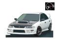 [予約]ignition model(イグニッションモデル) 1/18 スバル インプレッサ 22B-STi Version (GC8改) ホワイト ★生産予定数:120pcs