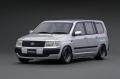 【SALE】ignition model(イグニッションモデル) 1/18 トヨタ プロボックス GL (NCP51V) シルバー ★生産予定数:140pcs ※Watanabe-Wheel