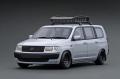 【SALE】ignition model(イグニッションモデル) 1/18 トヨタ プロボックス GL (NCP51V) マットグレー ★生産予定数:100pcs