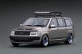 【SALE】ignition model(イグニッションモデル) 1/18 トヨタ プロボックス GL (NCP51V) ブラウンメタリック ★生産予定数:100pcs