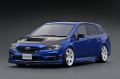 【SALE】ignition model(イグニッションモデル) 1/18 スバル LEVORG (VMG) 2.0STI Sport ブルー ★生産予定数:120pcs