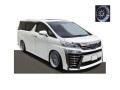 [予約]ignition model(イグニッションモデル) 1/18 トヨタ ヴェルファイア (30) ZG ホワイト ★生産予定数:140pcs