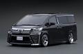 【SALE】ignition model(イグニッションモデル) 1/18 トヨタ ベルファイア (30) ZG ブラック ★生産予定数:120pcs