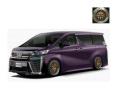 ignition model(イグニッションモデル) 1/18 トヨタ ヴェルファイア (30) ZG パープルメタリック ★生産予定数:100pcs