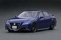 【SALE】ignition model(イグニッションモデル) 1/18 トヨタ クラウン (220) 3.5L RS Advance ブルーメタリック ★生産予定数:100pcs