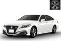 [予約]ignition model(イグニッションモデル) 1/18 トヨタ クラウン (220) 3.5L RS Advance ホワイトパール CS ★生産予定数:100pcs ※Normal-Wheel