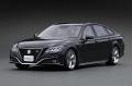 【SALE】ignition model(イグニッションモデル) 1/18 トヨタ クラウン (220) 3.5L RS Advance プレシャスブラックパール ★生産予定数:100pcs ※Normal-Wheel