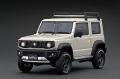【SALE】ignition model(イグニッションモデル) 1/18 SUZUKI Jimny SIERRA JC (JB74W) ピュアホワイトパール