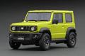 【SALE】ignition model(イグニッションモデル) 1/18 SUZUKI Jimny SIERRA JC (JB74W) キネティック イエロー ※Normal ★生産予定数:100pcs