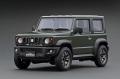 【SALE】ignition model(イグニッションモデル) 1/18 SUZUKI Jimny SIERRA JC (JB74W) ジャングル グリーン ※Normal ★生産予定数:100pcs