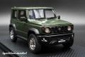 [予約]ignition model(イグニッションモデル) 1/18 SUZUKI Jimny SIERRA JC (JB74W) ジャングル グリーン ※Normal ★生産予定数:100pcs