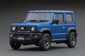 【SALE】ignition model(イグニッションモデル) 1/18 スズキ ジムニーSIERRA JC (JB74W) ブリスクブルーメタリック ★生産予定数:100pcs